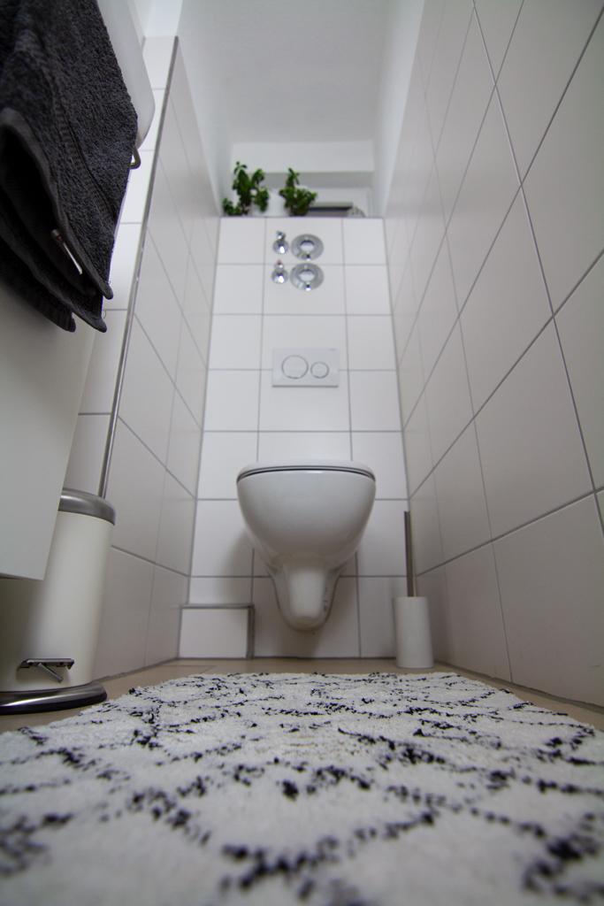 IKEA-Hack Badunterschrank Badezimmer