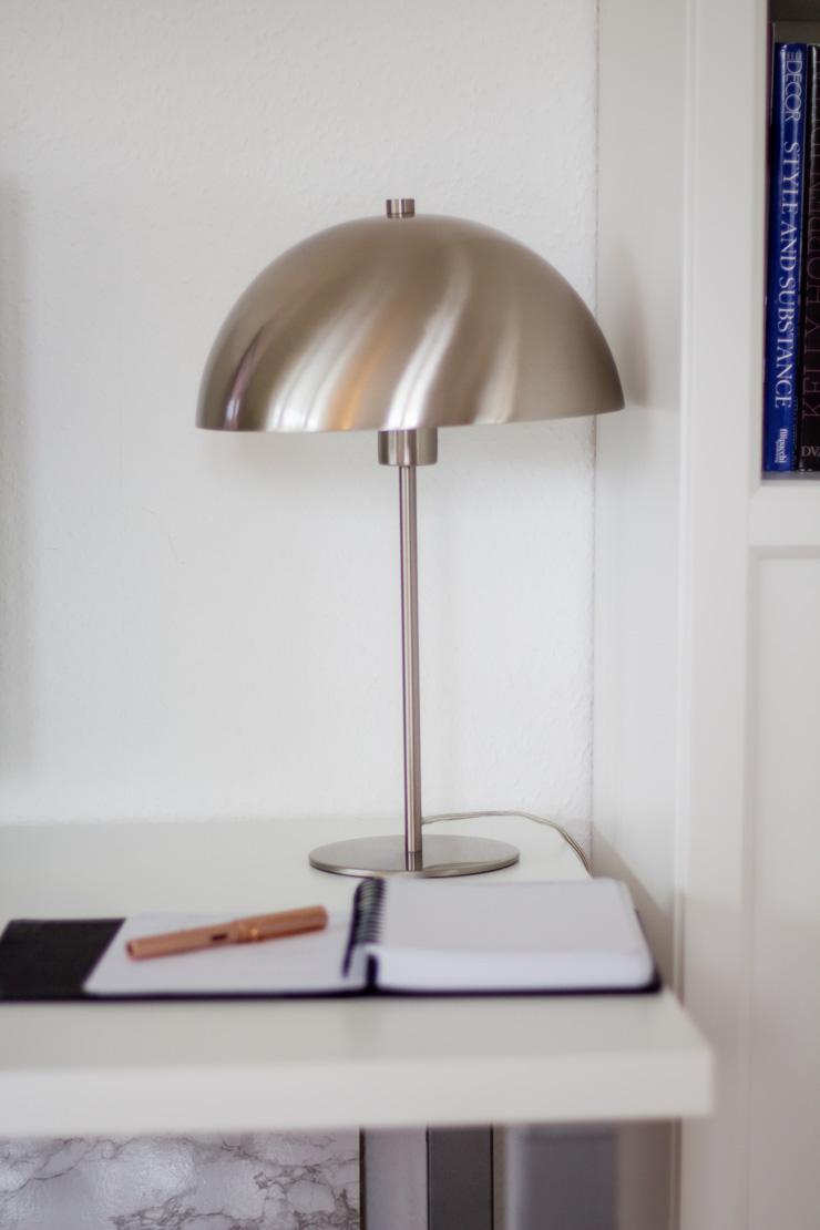 Schreibtischlampe Bild